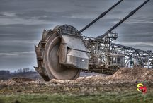 Heavy Machinery / by Michael McMurray