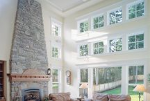 House Plans with Great Living Spaces / Whether it's a gorgeous great room, fun family room, or a playful game room, the Great Living Spaces board displays countless home interior ideas and interior floor plans. These ideas will make it easy for you to decorate your dream home perfectly! / by House Plans and More