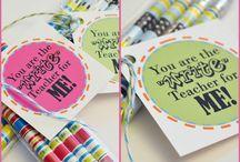 Teacher Gifts / by Ann Marie Whitehurst