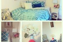 our dorm <3  / by Kristina Baptiste