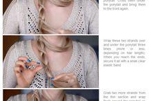 Hair Tutorials / by Chelsea Nagy