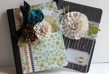 Composition Books / Altered composition books  / by MakingArtMatters