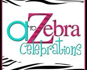 All things ZEBRA! / This board is for any animal print lovers!  Share your zebra print everything.  It can be parties, home decor, clothes, kids, jewelry, candy, rooms, chairs, food, holidays, etc.... anything! / by A to Zebra Celebrations