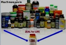 Zeal for life / by Jessica Thompson