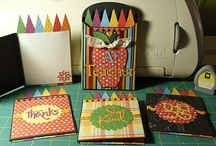 Scrapbooking/Cardmaking / by Theresa Rice