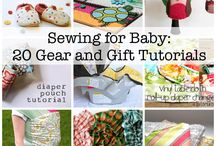Sewing for Babies / by Becky D.