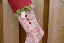Christmas Stocking  / by Alessandra Nizi