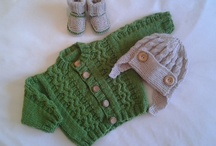 Dolls hand knits.  / by Loops and Lavender Knits