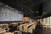design. restaurants. / by Kat. Miller