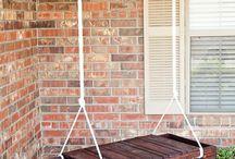 patio/outside / by Tonya Morse-Weaver