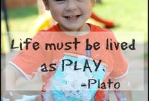 PLAY & FUN / the love of playing and fun / by Dena Goody