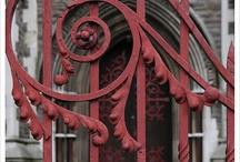 gates / by Sheila Eibes