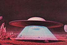 Inspiration Board: Sci-fi, Fantasy, Surrealism / by Lulu Parkinson