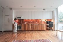 Kitchens / Food happens here. / by Ryan Lotan