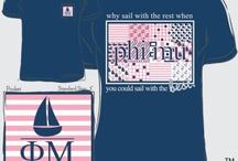 Tshirts / by Elon Tri Delta