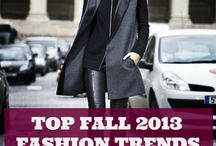 I Love Fall Fashion! / by Joleen Bennett