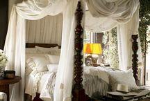 Vintage Bedroom / by Jackie Haag