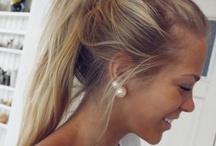 Beautiful Hair  / by Baylie Mann
