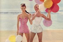 Vintage fashion & ads / by Kasia Kaminska