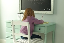 Decorating w/ Chalkboards / by Kerri {A Pop of Pretty Blog}