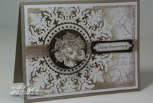 A Elegant Medallion Cards / by Beverley Berthold