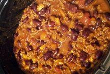 Crockpot recipes / by Laura McNaughton