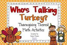 Holidays/Thanksgiving / by Katie Turkeybun