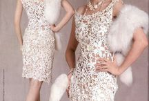 Crochet - Dresses / by Angelika Fundament