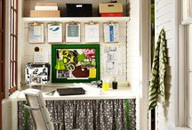 In Home Office Ideas  / by Brandi Shinn