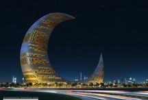 O the Places You'll GO!!! / Stuning architecture! Man and his designs!  / by Heather Beck