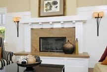 Fireplaces / by Maryann H
