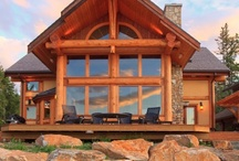 Acreage Barn House Idea Board / by Anne Dovel
