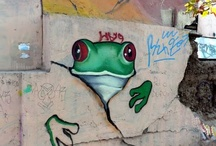 frog & toad / by Chris Boyle