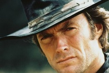 Clint Eastwood (♡˙︶˙♡) / by Lenoria Loya