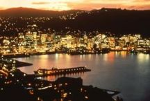 NZ / by Amber