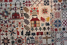 quilting / quilts I love - both new and old - without letters  / by Tonya Ricucci