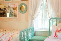 Girl's room / by Kristi~The Slipcover Girl