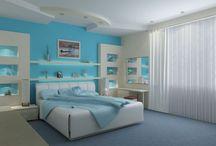 Bedrooms / by Lisa Meyer Kruse