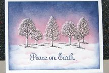 Lovely as a Tree / Cards stamps / by Sherry Downing