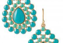 cool statement jewelry / by Rima Leinbach