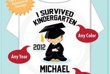 Kindergarten Graduation 2014 / by Billie Peavler