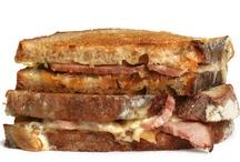 sandwiches / by Carolyn Montoye