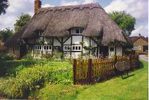 Thatched cottages / by Lindsay Healy