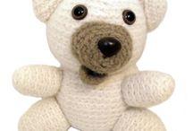 stuffed animals / by Christy Wynkoop