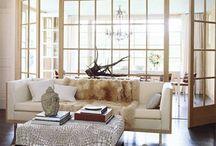 Interior Window Walls / by Allison Arnett