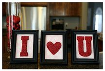 Valentine's ideas / by Lucy Garcia-Trevino