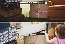 Presents/Wrap ideas / by Lauren Barker