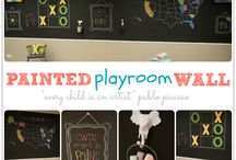 The Playroom! / by CeeCee