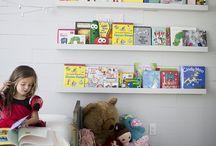 kiddo bedroom / by Elsie Larson of A Beautiful Mess