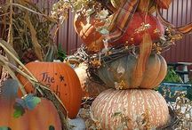 Autumn Delights!! / by Peggy Keel Burton